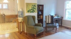 photo of the wellness studio